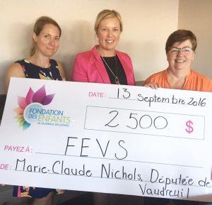 Don FEVS Marie-Claude Nichols