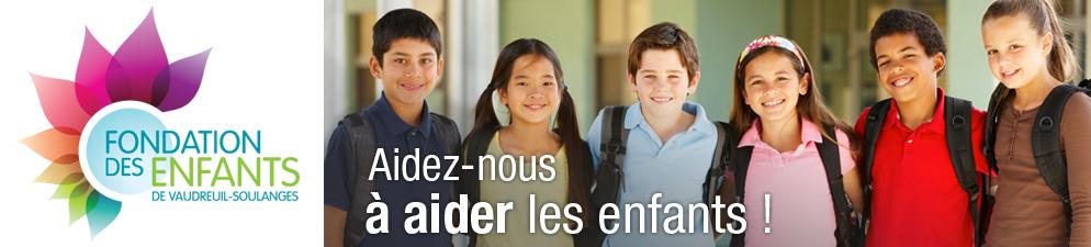 Fondation des enfants de Vaudreuil-Soulanges